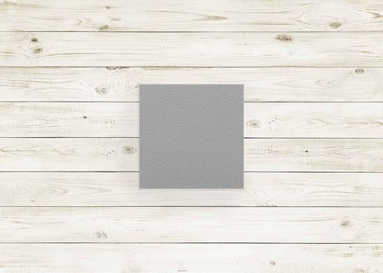 Picture of Slate leather #93 square, grade 6.