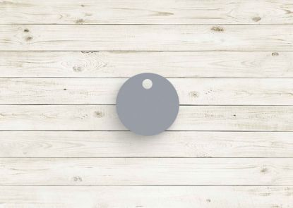 Picture of Light grey poly chip. #02