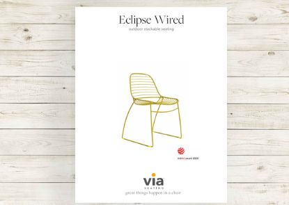 Picture of Eclipse Wired brochure.