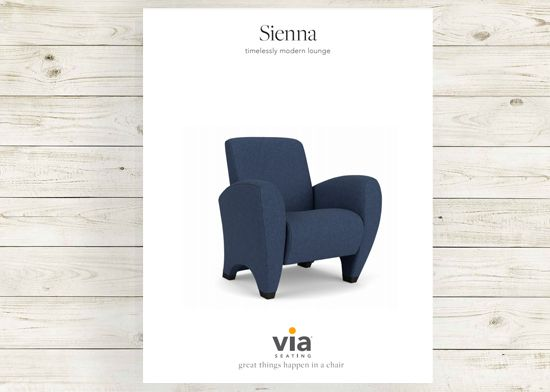 Picture of Sienna brochure.