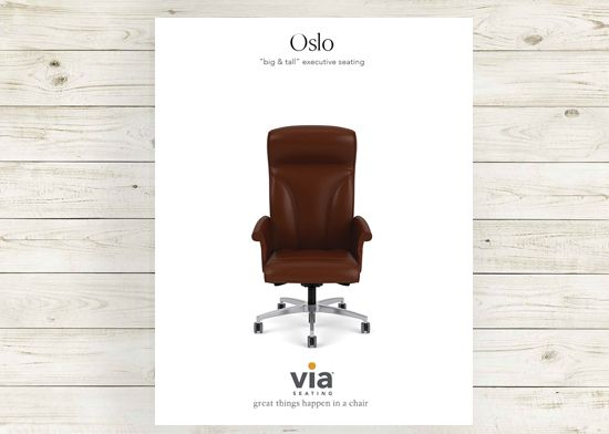 Picture of Updated Oslo brochure.